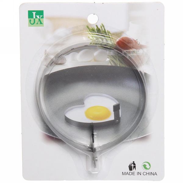 Форма для приготовления яиц 1шт Круг NO106 купить оптом и в розницу