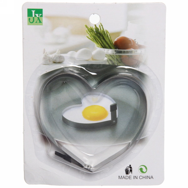 Форма для приготовления яиц 1шт Сердце купить оптом и в розницу