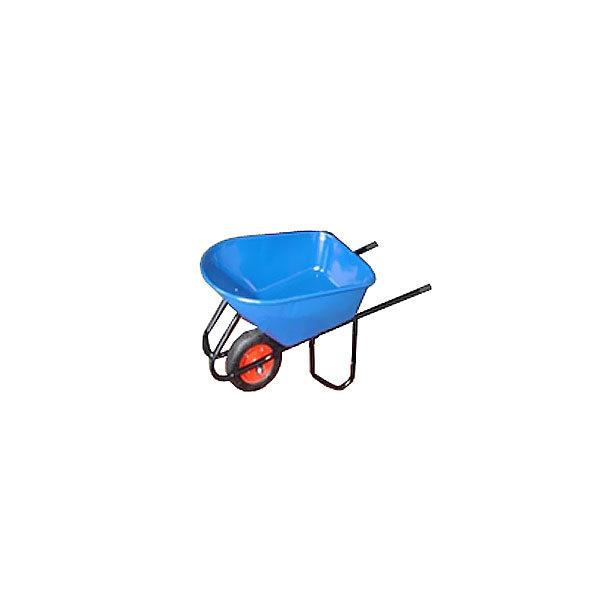 Тачка садово-строительная-я WВ8600 1кол 100л(1 мм)/200кг (4.00-8) пневмо купить оптом и в розницу