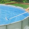 Щетка для очистки дна и стенок бассейна закругленная 41 см Ø29,8 мм Intex (50003) (29053) купить оптом и в розницу