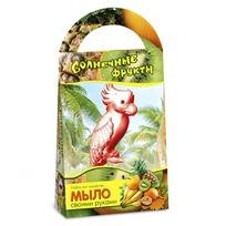 Набор ДТ Мыло Солнечные фрукты с формочкой Попугай С0203 купить оптом и в розницу