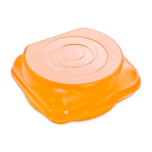 Ланч-бокс пластиковый 950 мл ″Пранзо″ купить оптом и в розницу