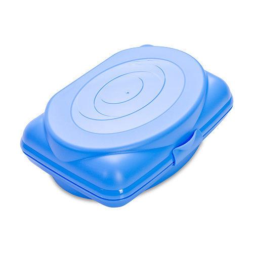 Ланч-бокс пластиковый 1500 мл ″Пранзо″ купить оптом и в розницу