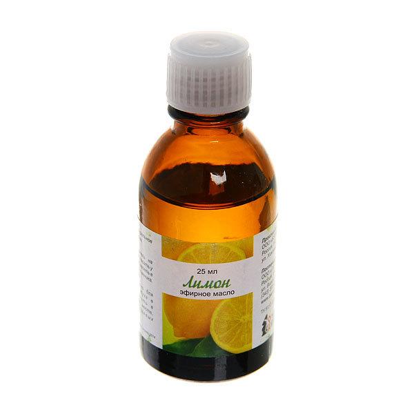 Масло лимона ОК 25 мл купить оптом и в розницу