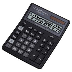 Калькулятор CITIZEN настольный 14раз 203,5*158*31,5мм купить оптом и в розницу
