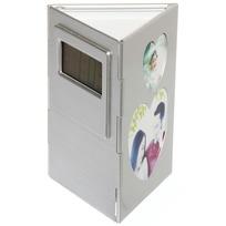 Часы многофункциональные (фоторамка, стаканчик для ручек, зеркало) 016A купить оптом и в розницу