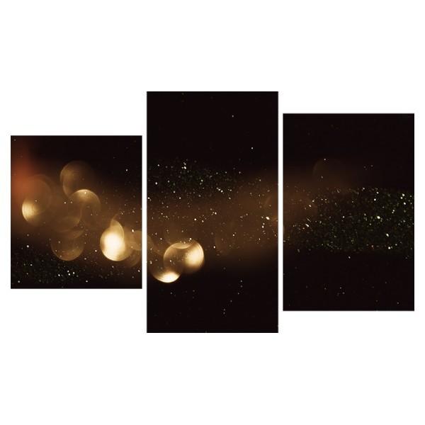Картина модульная триптих 55*96 Абстракция диз.1 46-01 купить оптом и в розницу