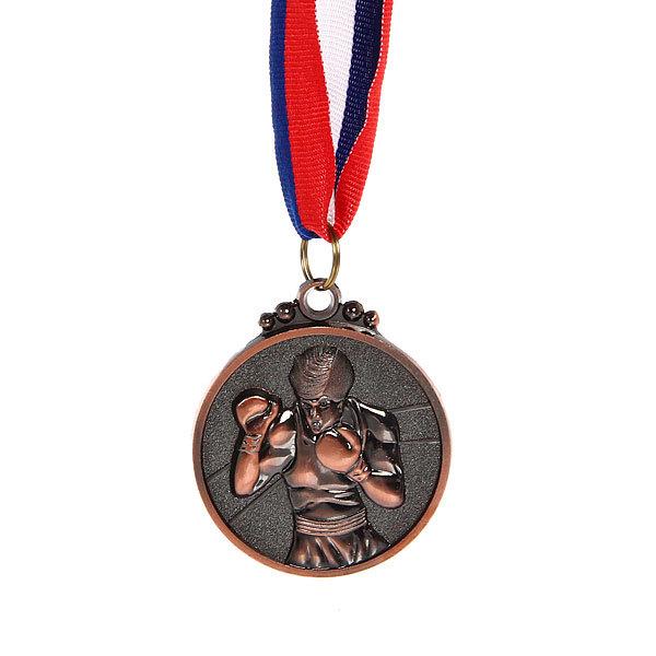 Медаль ″Бокс″ - 3 место (5см) купить оптом и в розницу