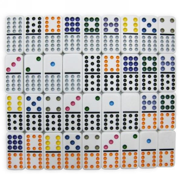 Игра настольная Домино D12 ″Двенадцать″ (91 костяшка) купить оптом и в розницу