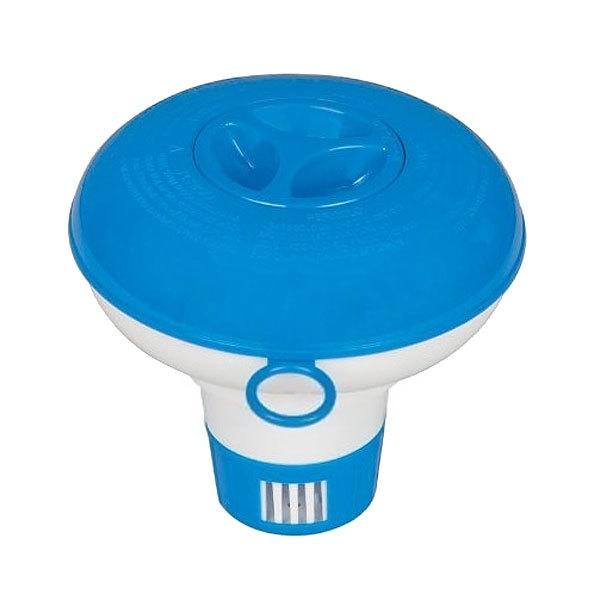 Дозатор плавающий для бассейна 13 см Intex (29040) купить оптом и в розницу