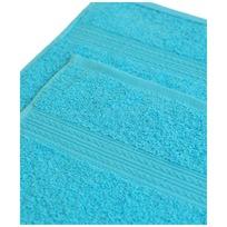 Махровое полотенце 100*180см Бирюзовое купить оптом и в розницу