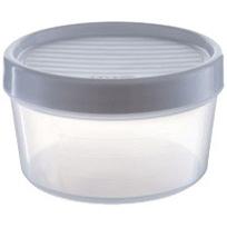 Емкость для сыпучих и СВЧ ″Vandi″ 0.5 л (снежно-белый) купить оптом и в розницу