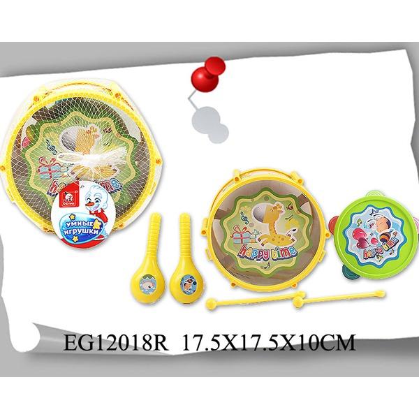 Набор муз. инструментов 1023В/12018EGR в пак. купить оптом и в розницу