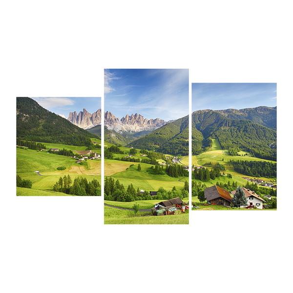 Картина модульная триптих 55*96 160-01 купить оптом и в розницу