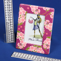 Фоторамка из керамики ″Цветущая яблоня″ 8*13 см купить оптом и в розницу