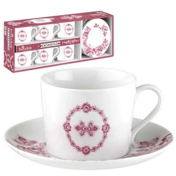 Набор чайный БУДУАР 12пр. 250мл. (1/4) купить оптом и в розницу