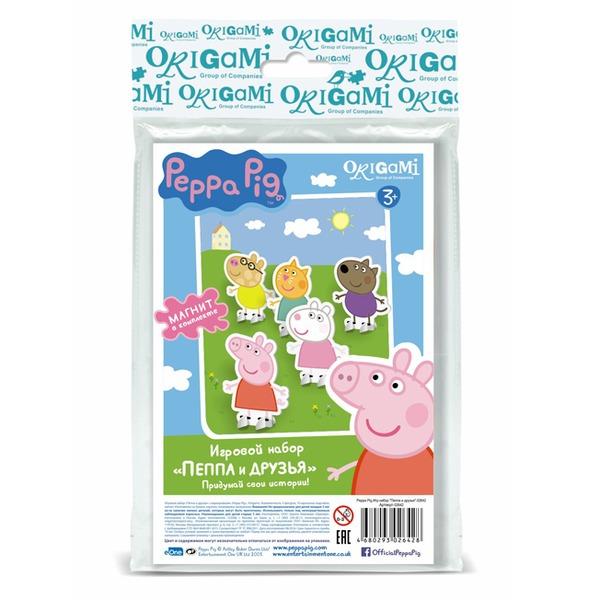 Peppa Pig Игровой набор Пеппа и друзья 02642 купить оптом и в розницу