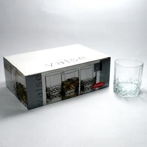 Набор стаканов для сока 6шт 242мл ″Вальс″ (1/8) 42943 VБор купить оптом и в розницу