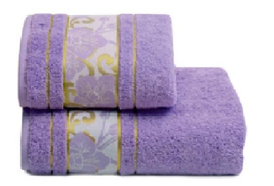 ПЦ-2601-2119 полотенце 50х90 махр г/к Orchidea цв.133 купить оптом и в розницу