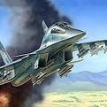Сб.модель 7250 Самолет Су-32 купить оптом и в розницу