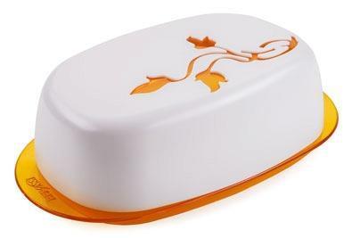 """Масленка """"Viola"""" (оранжевый) *28 купить оптом и в розницу"""