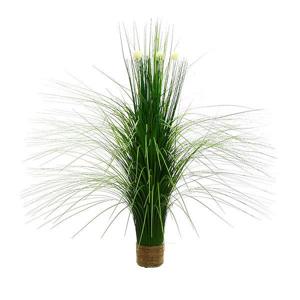Цветы искусственные 35см трава Травка 343-4 купить оптом и в розницу