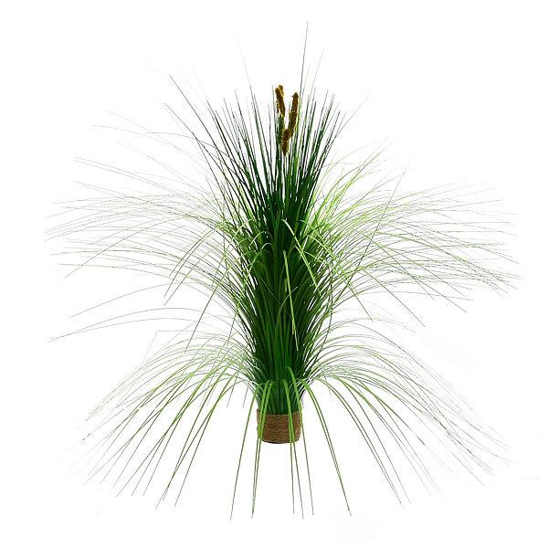 Цветы искусственные 35см трава Травка 343-5 купить оптом и в розницу