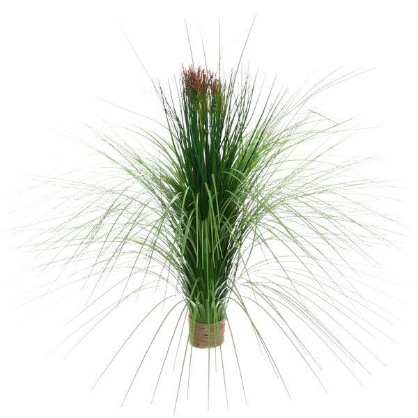 Цветы искусственные 35см трава Травка 343-6 купить оптом и в розницу
