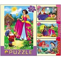 Пазл 12 Сказки для принцесс П12-1264 купить оптом и в розницу