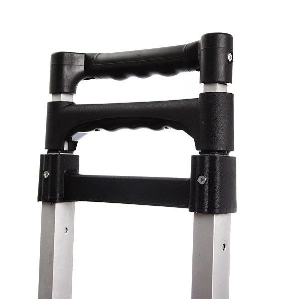 Тележка хозяйственная складная (100*40*28 см, грузоподъемность до 80 кг) купить оптом и в розницу