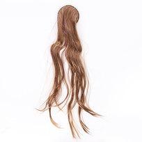 Волосы накладные ″Ободок с волосами″ русая 60см 517-2 купить оптом и в розницу
