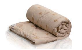 Одеяло 140х205  шерсть мериноса/тик(о/и) Василиса О/53 РБ купить оптом и в розницу