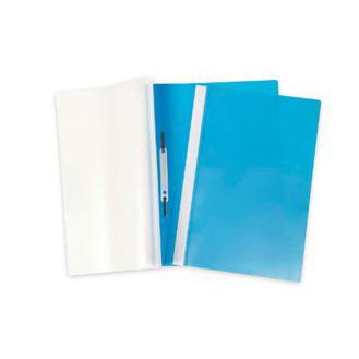 Папка скоросшиватель А4 голубая 04610 Hatber купить оптом и в розницу