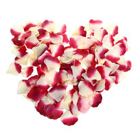 Лепестки роз мечта 144 шт в упаковке 5*5,5 см купить оптом и в розницу