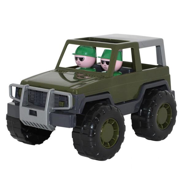 Автомобиль Вояж Джип военный 47021 П-Е /6/ купить оптом и в розницу