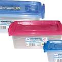 Набор контейнеров для пищ. продуктов (0,5л; 1,0л; 2,0л) 1/20 купить оптом и в розницу