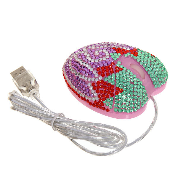 Мышь для компьютера Т-М-25 ягода купить оптом и в розницу