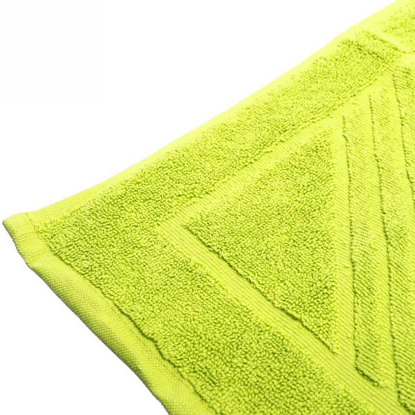 Махровое полотенце для ног 50*70см лимонное купить оптом и в розницу