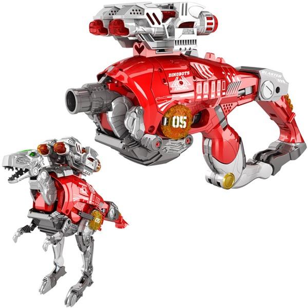 Пистолет Тираннозавр с мягк.пулями Трансформер 3415641 купить оптом и в розницу