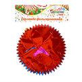 Гирлянда-растяжка фольгированная″Серпантин″ 2м 10 секций 15см 1403-6 купить оптом и в розницу