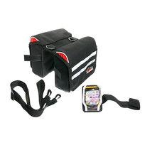 Велосумка на раму (+чехол для смартфона) TQ-901 купить оптом и в розницу