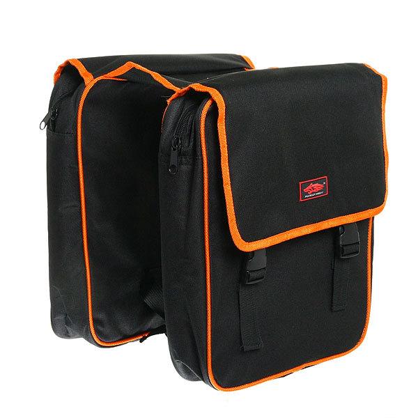 Велосумка на багажник TQ-314 (50х40х50см) купить оптом и в розницу