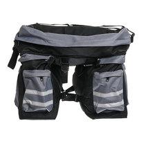 Велосумка на багажник TQ-312 (50х40х50см) купить оптом и в розницу