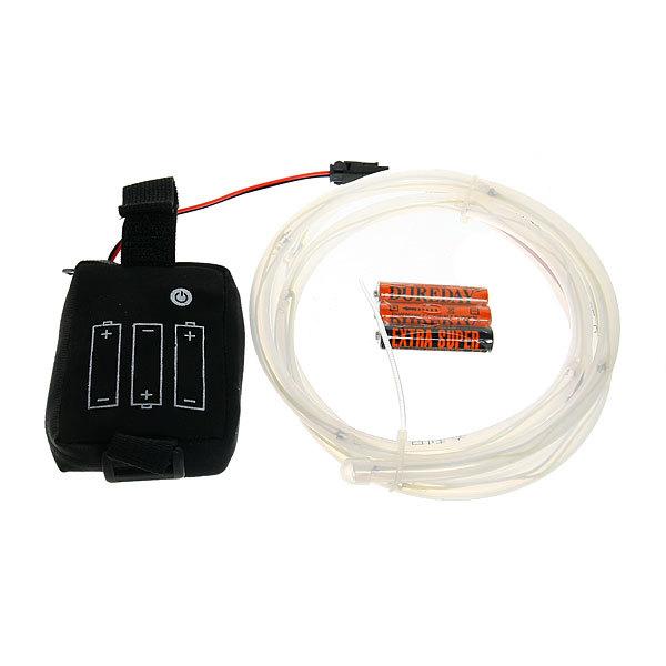 Подсветка колеса TQ-3009 (14 led,3 режима,питание от ЭП типа АААх3) синий купить оптом и в розницу