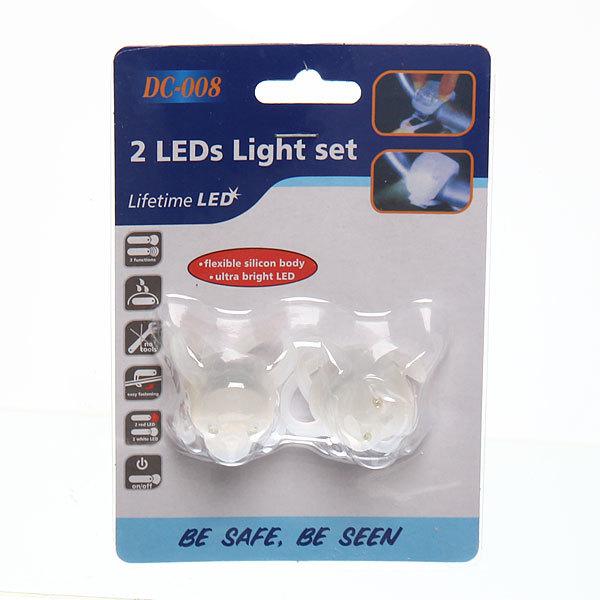 Набор велосипедных фонарей TQ-W04 купить оптом и в розницу