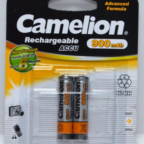 Аккумулятор Camelion R-03/AAA/ 900 mAh BL*2 купить оптом и в розницу