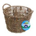 Кашпо для цветов садовое ″Плетеное ведерко″ 16х11см НС-01 купить оптом и в розницу