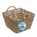 Кашпо для цветов садовое ″Плетеная корзинка″ 16х11см НС-02 купить оптом и в розницу