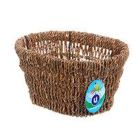 Кашпо для цветов садовое ″Плетеное ванночка″ 20х14х10см В-455 купить оптом и в розницу