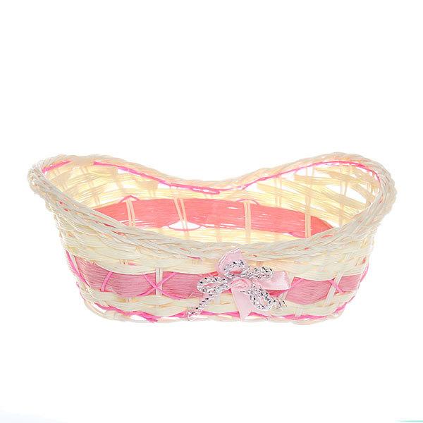Корзина декоративная плетеная (3шт) 150 - 1 купить оптом и в розницу